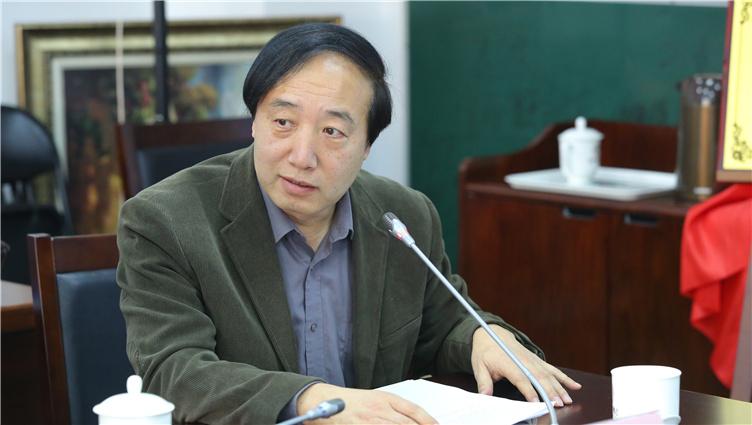 中国人民大学党委组织部长、老年学研究所所长杜鹏