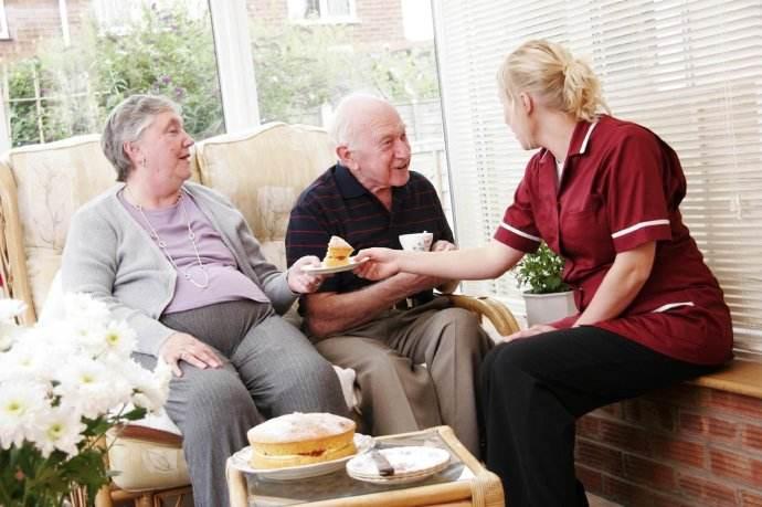 观察:国外养老机构如何服务老人