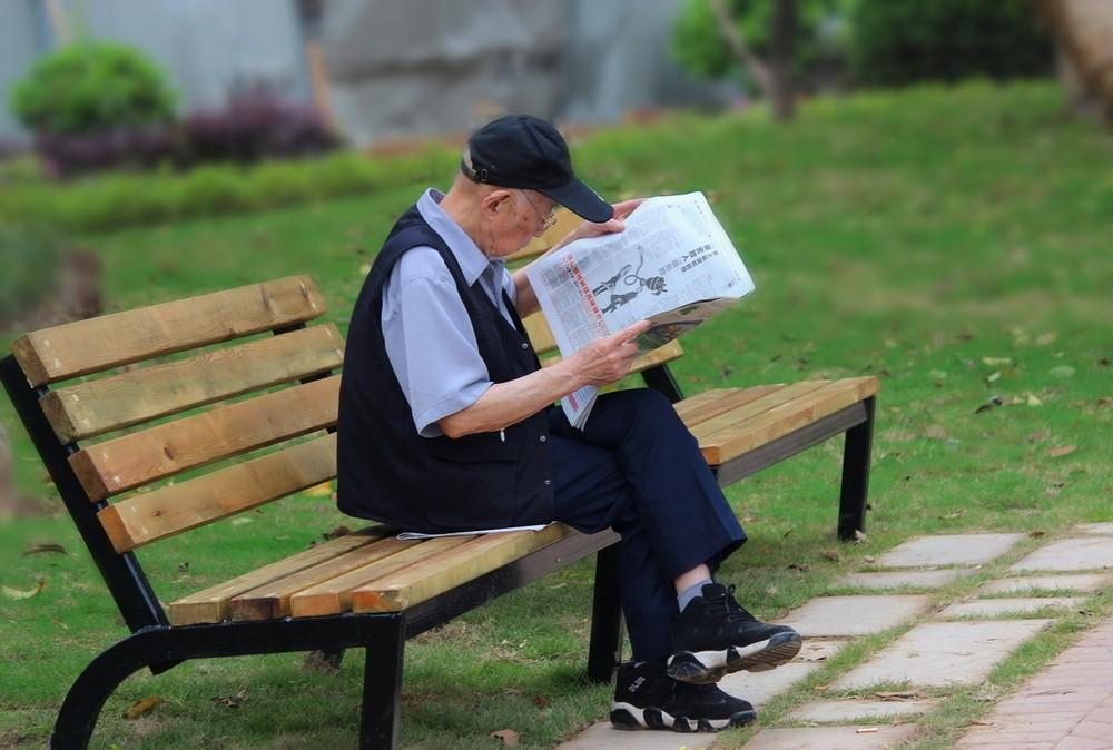 江苏超半数老年人口是空巢老人