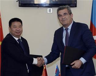 中國和阿塞拜疆將共建中阿自由貿易產業園區