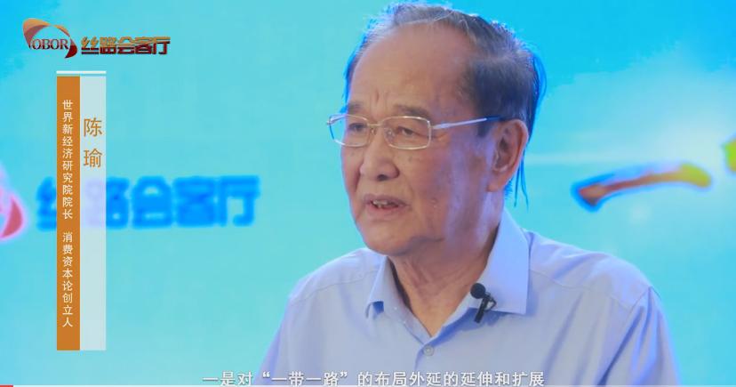 陈瑜教授做客《丝路讲坛》