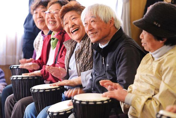 发展养老产业须加大民间资本投入
