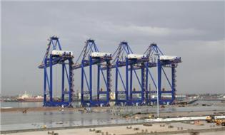 中國企業助力納米比亞建設南部非洲區域物流中心