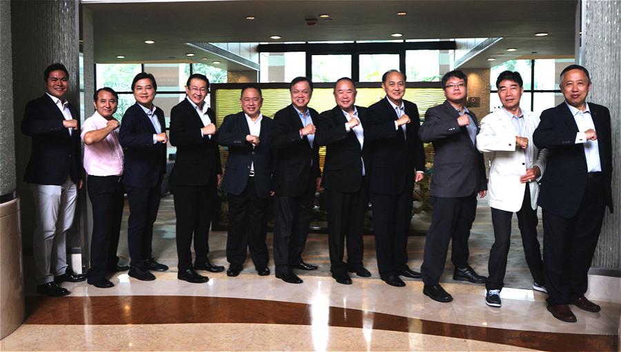 世客一家親 香港梅聯與馬來西亞客聯共聚香江