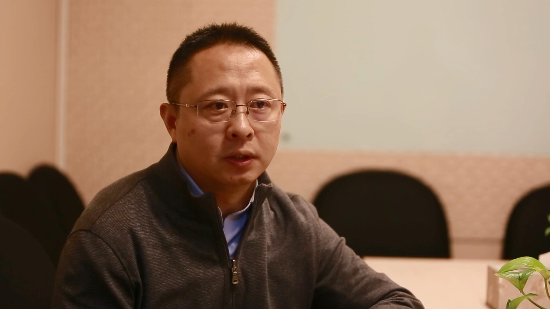 王小龙:寸草春晖探索融合式养老新模式