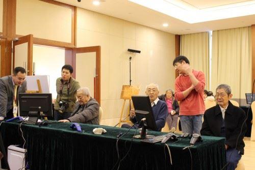 北京首个居家养老示范社区VR+养老再创行业先例